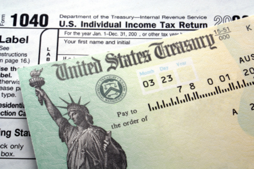 2018 Federal Income Tax Refund Schedule - IRS Tax Day is