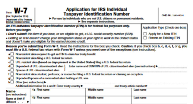 Why Would The Irs Send A Certified Letter.2 Million Itins Set To Expire Says Irs