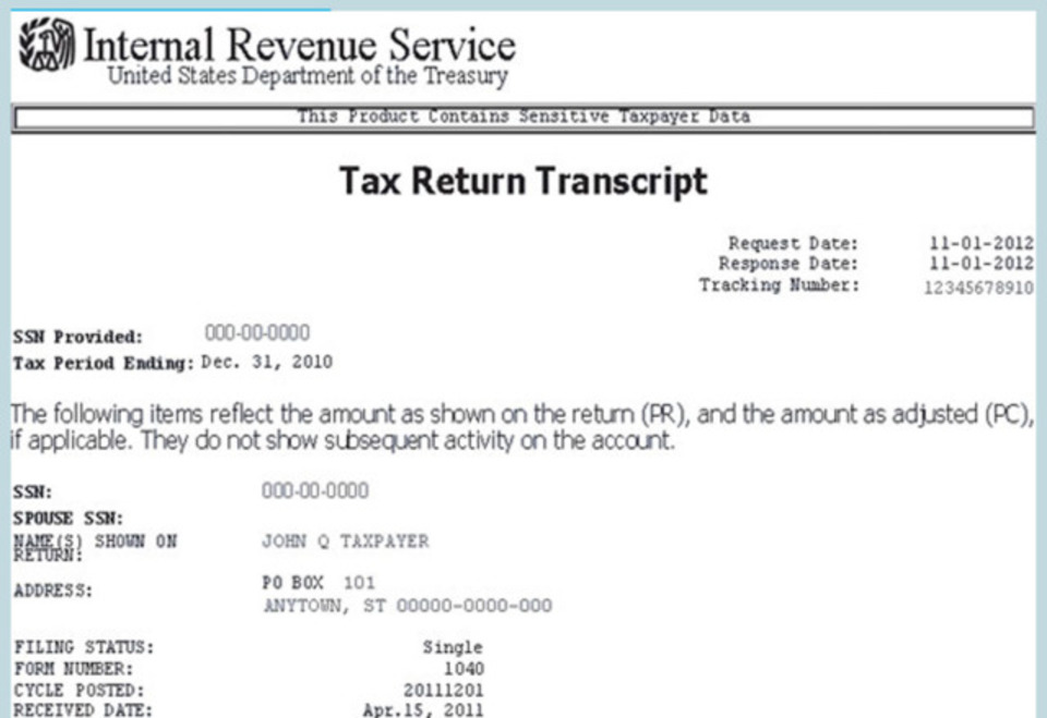 IRS to Stop Faxing Tax Transcripts, Takes Other Security