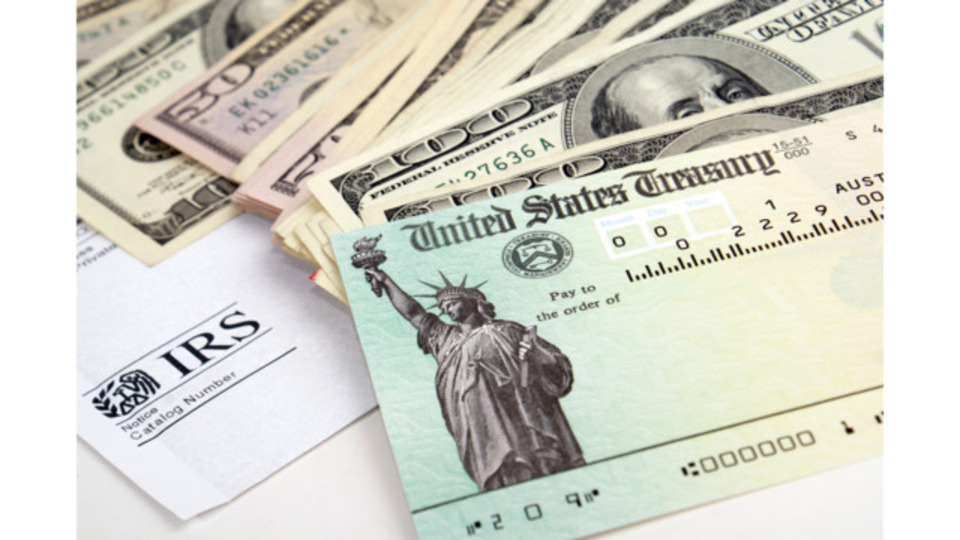 2020 Irs Income Tax Refund Chart When Will You Get Your Tax Refund Check