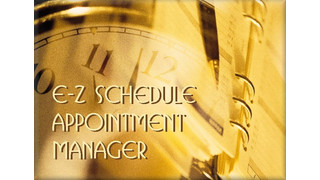 E-Z Schedule Appointment Manager