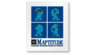 Maptitude Geographic Information System for Windows