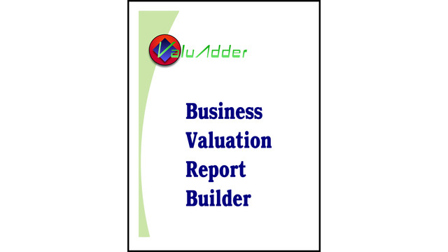 Business Valuation Report Builder  Cpa Practice Advisor