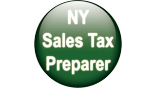 New York Sales Tax Preparer