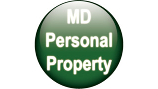 Maryland Personal Property Tax Preparer