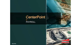 2015 Review of Red Wing Software - CenterPoint Payroll