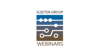Sleeter Group Webinars