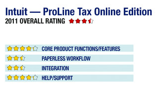 Review of ProLine Tax Online Edition - 2011