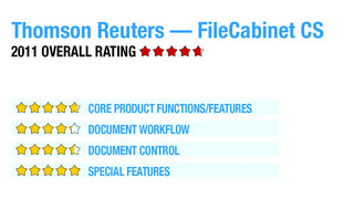 Review of FileCabinet CS - 2011