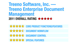 Review of Treeno Enterprise Document Management - 2011
