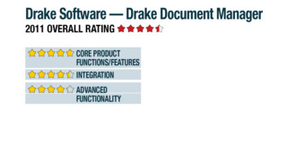 Drake Software — Drake Document Manager