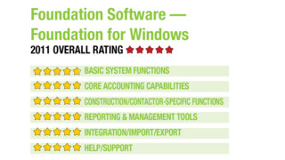 Foundation Software — FOUNDATION for Windows