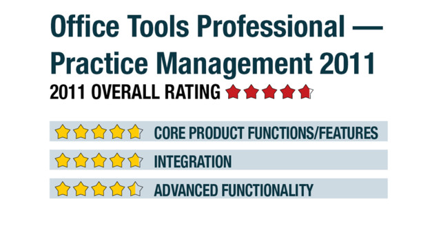 Office Tools Professional Practice Management 2011