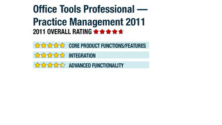 Office Tools Professional — Practice Management 2011