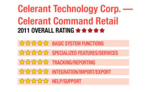 2011 Review of Celerant Technology Corp. — Celerant Command Retail