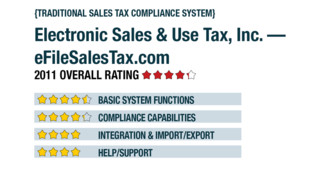 2011 review of Electronic Sales & Use Tax, Inc. — eFileSalesTax.com