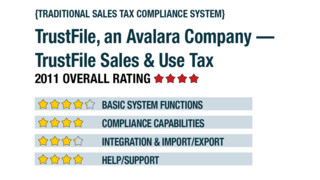 2011 Review of TrustFile, an Avalara Company — TrustFile Sales & Use Tax