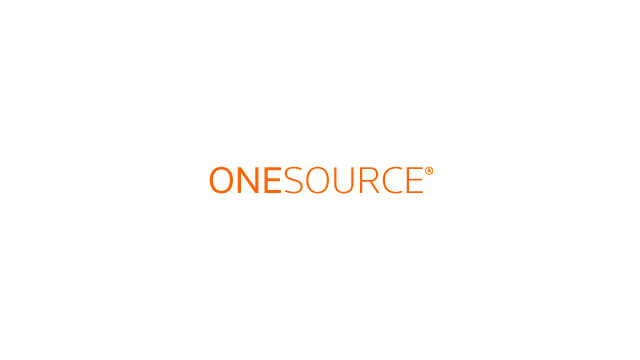 2011 Review of Thomson Reuters — ONESOURCE Indirect Tax ... Onesource