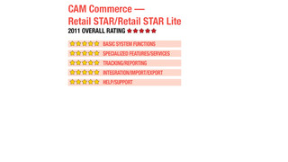 2011 Review of CAM Commerce — Retail STAR and Retail STAR Lite