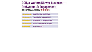 2011 review of CCH, a Wolters Kluwer business — ProSystem fx Engagement