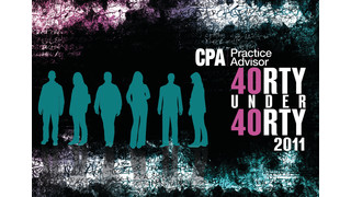 Presenting the 2011 40 Under 40: The Accounting Profession's Leaders of Tomorrow