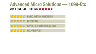 2011 Review of Advanced Micro Solutions — 1099-Etc