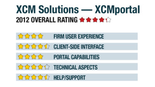 2012 Review of XCM Solutions — XCMportal