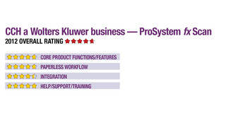 2012 Review of CCH a Wolters Kluwer business — ProSystem fx Scan