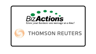 BizActions Acquired by Thomson Reuters
