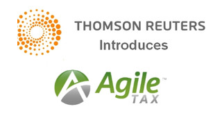 Thomson Reuters Debuts Agile Tax - A New, Web-Based, Professional Tax System