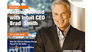 Getting Candid with Intuit's CEO, Brad Smith