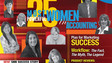 The 2012 'Most Powerful Women in Accounting'