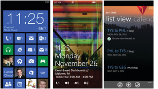The Mobile Windows: Windows Phone 8 and Windows RT
