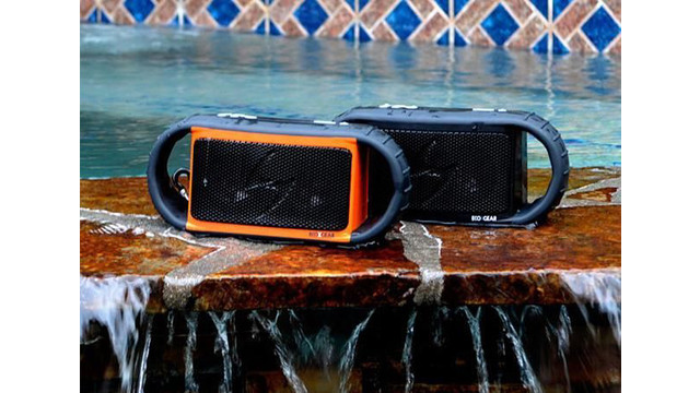 Pool Gift Ideas aquamobile christmas gift ideas for swimmers towel 35 Days Of Tech Gift Ideas Day 5 Cool In The Pool A Waterproof Speaker And Speakerphone