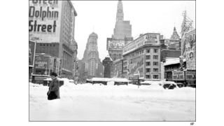 Snow Day Shutdown Cost New York Economy $200M