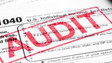 IRS report shows which tax payers are more likely to face an audit