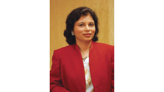 Sharada Bhansali - 2014 Most Powerful Women in Accounting