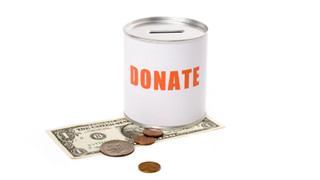 Charitable Giving Up, Led by Online Donations