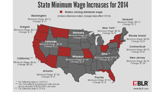 Is Your State's Minimum Wage About to Change?