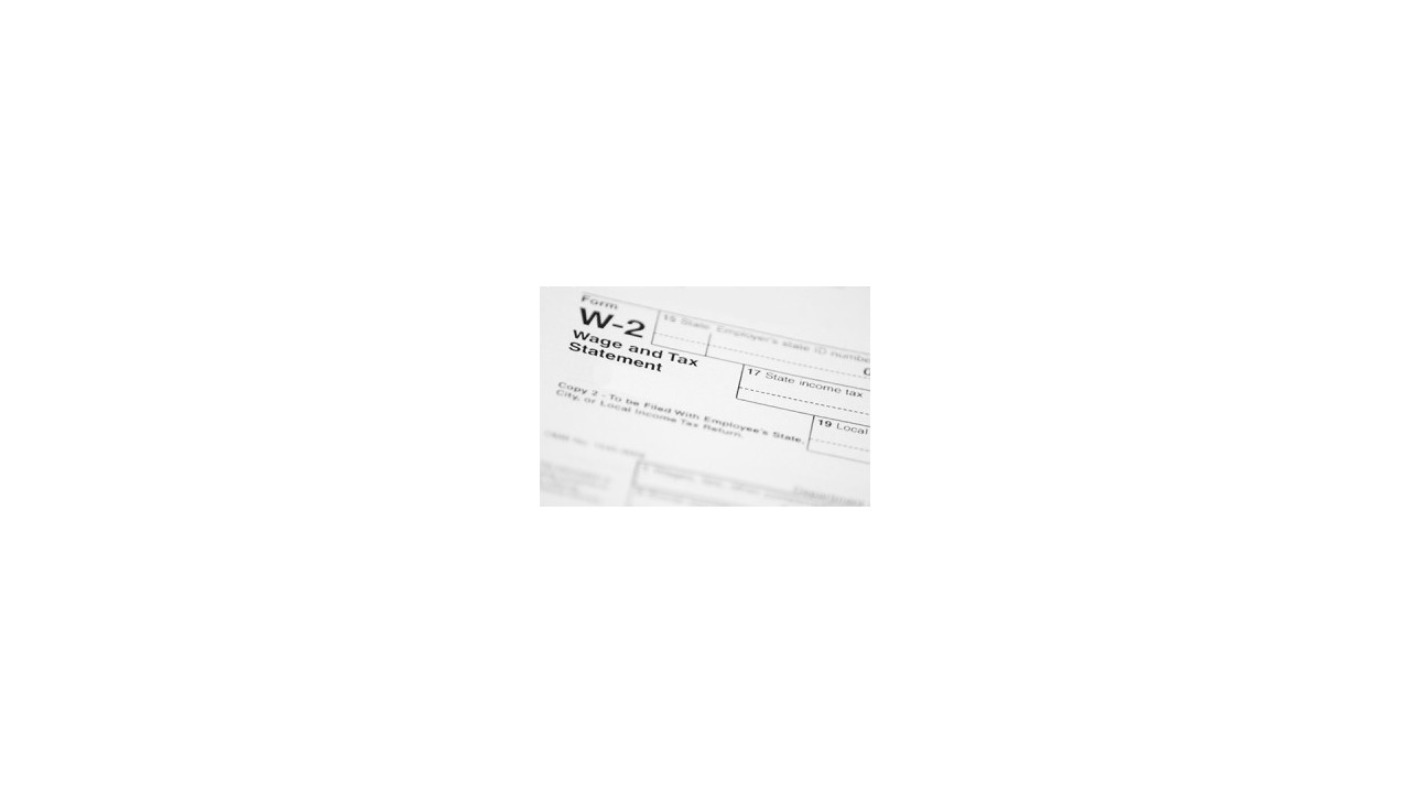 Printable IRS Form W For For Tax Income Filing Season - W 2 template