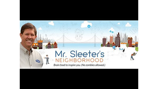 Mr. Sleeter's Neighborhood: Joshua Reeves & ZenPayroll