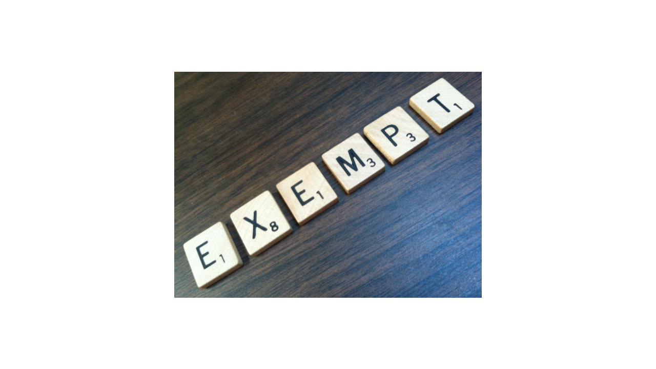 Which Sales Tax Exemption Forms Should Businesses Accept