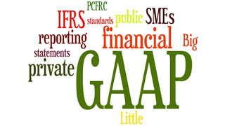 SEC Adopts 2015 GAAP Financial Reporting Taxonomy