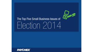 The Top 5 Small Business Issues of the 2014 Elections
