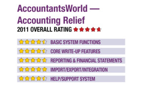 2011 Review of AccountantsWorld — Accounting Relief