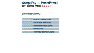 2011 Review of CompuPay — PowerPayroll
