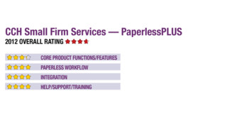 2012 Review of CCH Small Firm Services — PaperlessPLUS