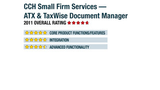 CCH Small Firm Services — ATX & TaxWise Document Manager