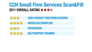 CCH Small Firm Services Scan&Fill for ATX & TaxWise