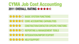 CYMA Job Cost Accounting